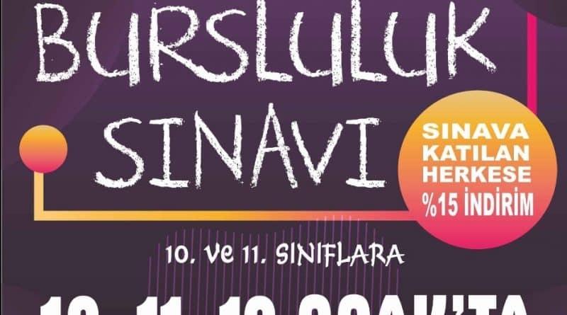 no10 İzmir Bursluluk Sınavı