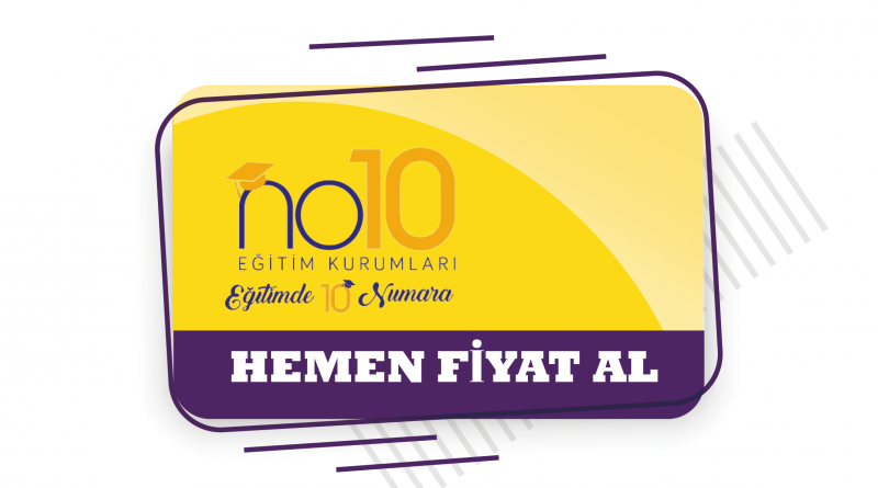 İzmir Dershane Fiyat YKS LGS